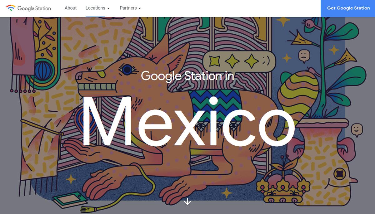 Lanzan iniciativa de wifi gratis Google Station en México