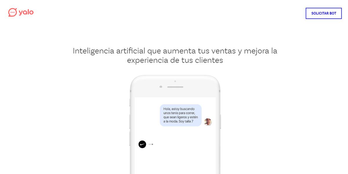 Compañía mexicana creadora de chatbots Yalo Chat se expandió a China