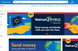 Walmart amplía transferencia de dinero a México y 199 países más
