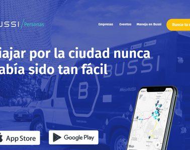 Bussi, una nueva alternativa de transporte privado