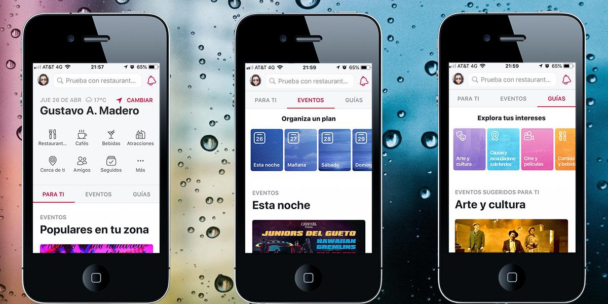 Facebook lanza nueva aplicación Facebook Local en México