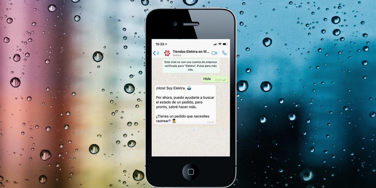 Elektra atenderá en WhatsApp a sus clientes