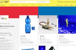 eBay y Mercado Libre se asocian; lanza eBay tienda oficial en el marketplace