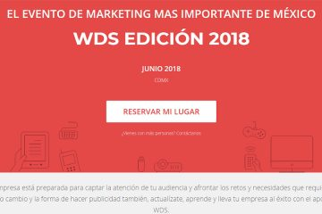 Llega en junio el World Digital Summit 2018