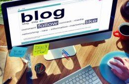 10 plataformas para crear un blog gratis