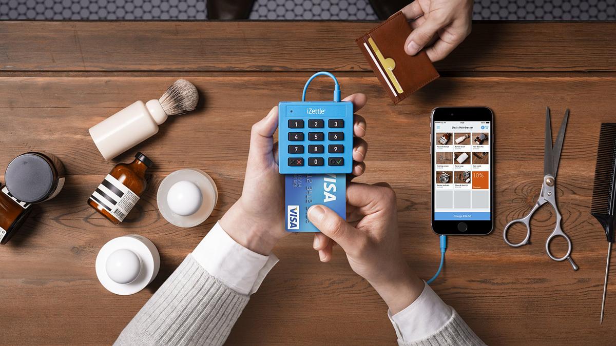 PayPal comprará a iZettle, procesador de pagos con presencia en México
