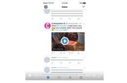Abren a anunciantes de México anuncios en videos de Twitter