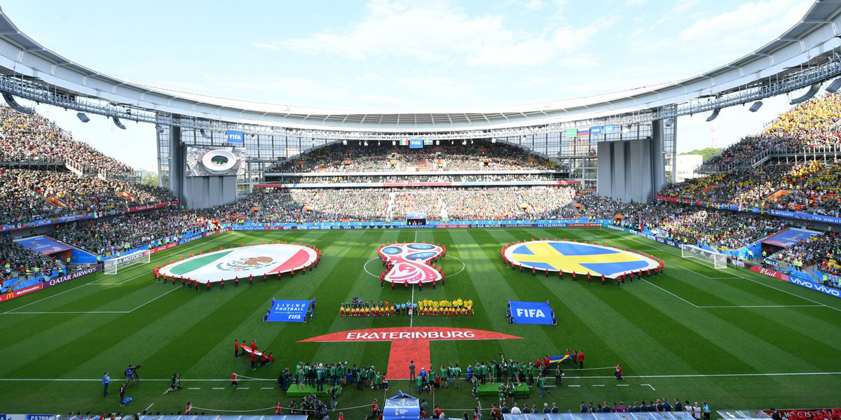 Se vuelve tendencia mundial en Twitter el partido México vs Suecia; en Facebook agradecen a Corea