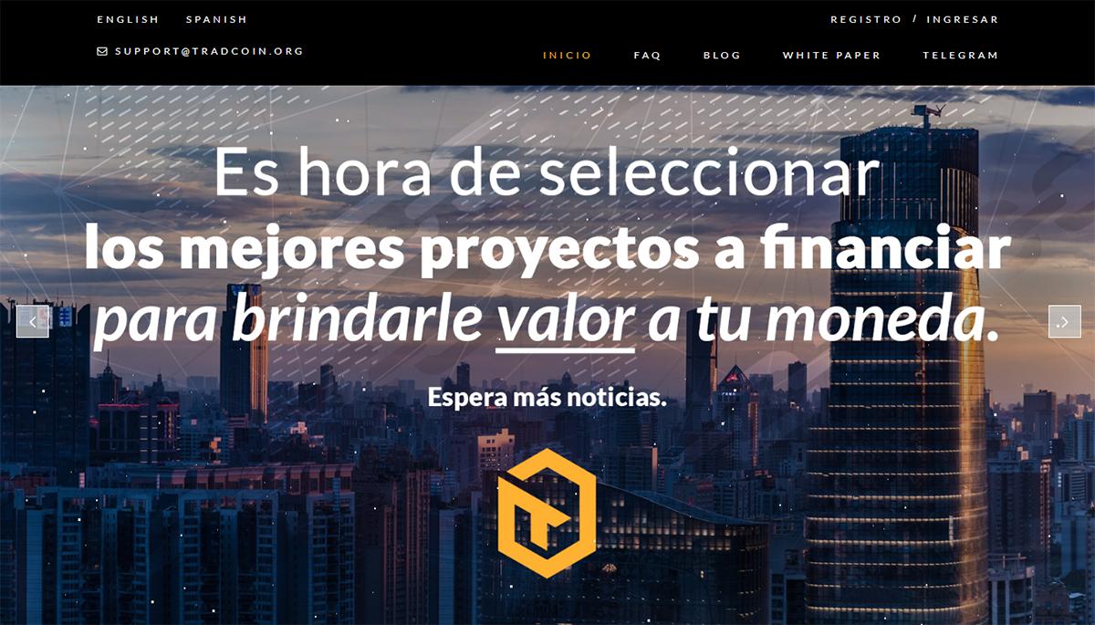 TRADcoin, criptomoneda que busca revolucionar el mercado de las fintech en México
