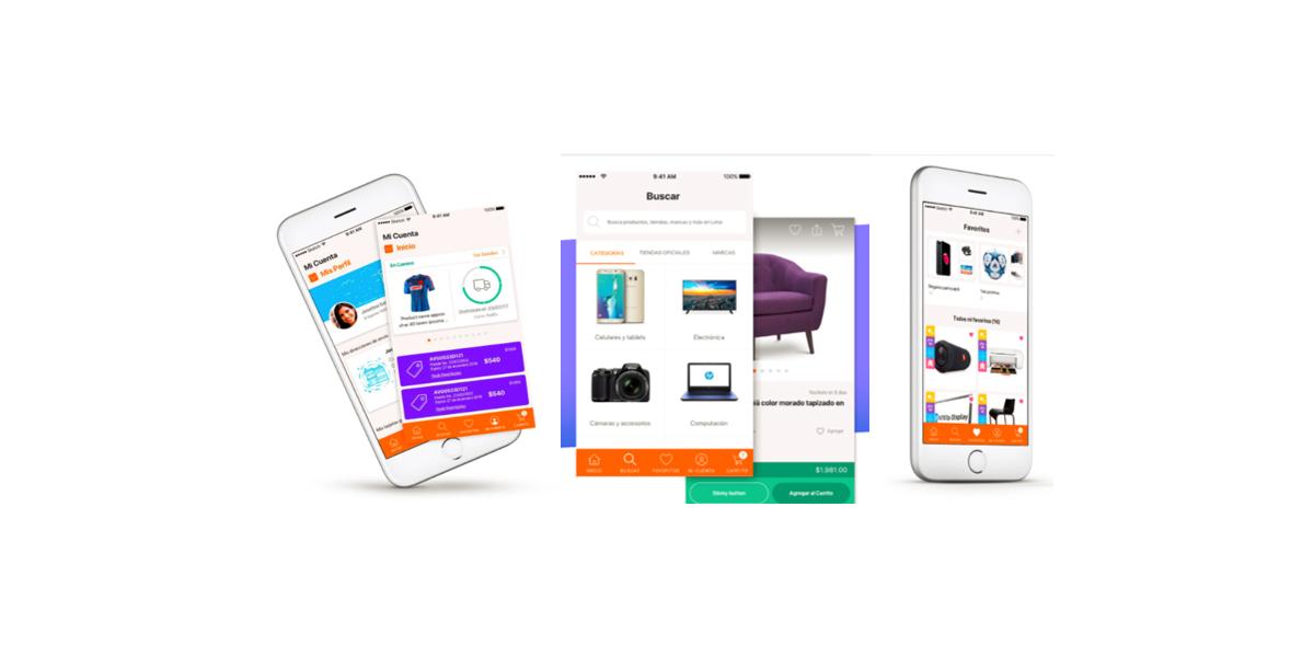 Linio lanza App Week con el fin de incentivar compras en su aplicación