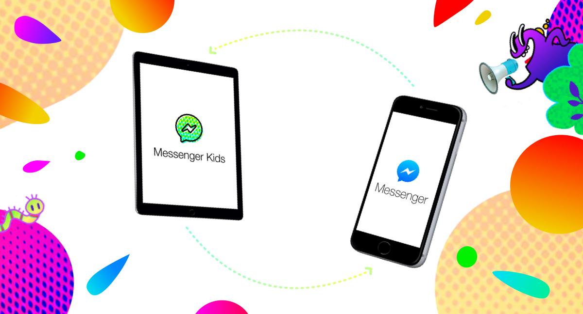 Todo lo que querías saber de Messenger Kids, la app de Facebook para niños