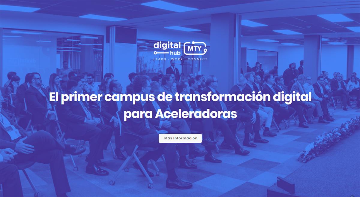 Monterrey Digital Hub, primer ecosistema de transformación digital en México