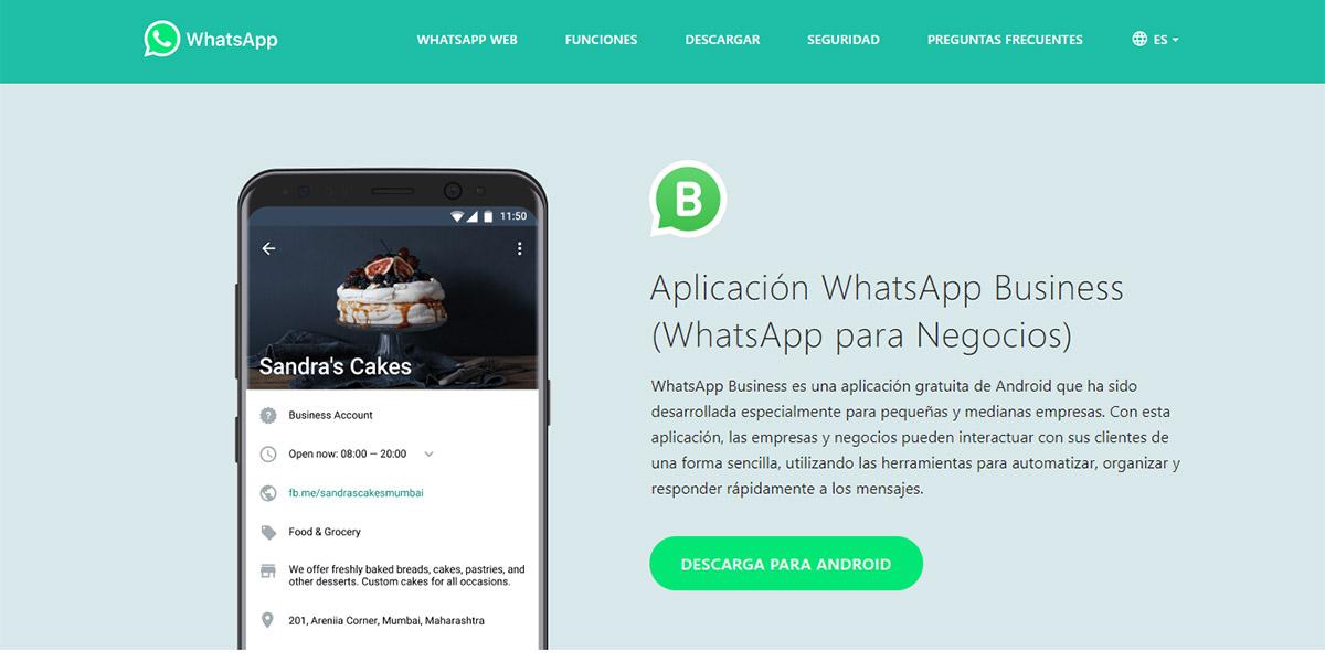 WhatsApp obtendrá ingresos con cobro a negocios y con anuncios