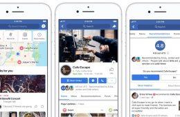 negocios de facebook local
