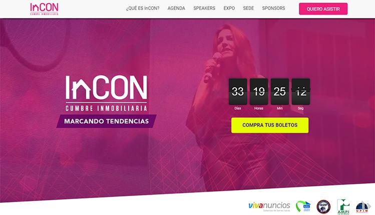 Vivanuncios realizará la segunda edición de InCON, cumbre inmobiliaria de tecnología para el sector inmobiliario