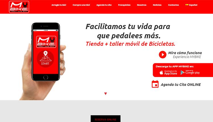 La franquicia sudamericana MyBike, que ofrece servicios de mecánico móvil para reparación de bicicletas, anunció que, además de su próximo lanzamiento en Europa, también llegará posteriormente a México.