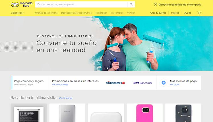 Mercado Libre otorgará en México préstamos a consumidores este 2019