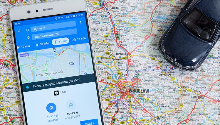 Instalarían taxímetros en Uber, Cabify y similares