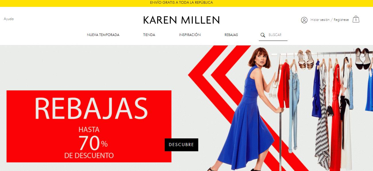 Karen Millen: opiniones, comentarios y sugerencias