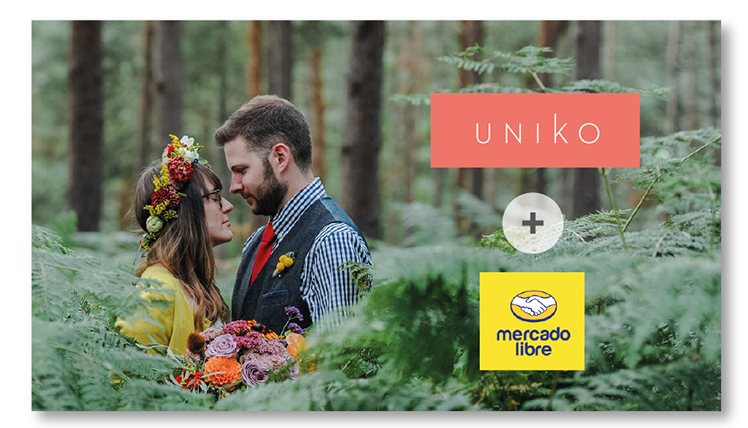 Uniko se asocia con Mercado Libre México