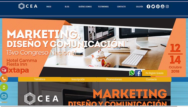 Llega en octubre el 13 Congreso Nacional Marketing, Diseño y Comunicación