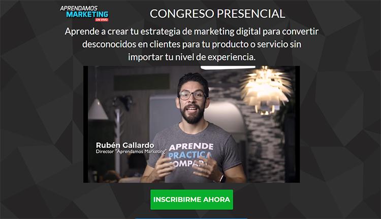 Llega el evento Aprendamos Marketing a la Ciudad de México