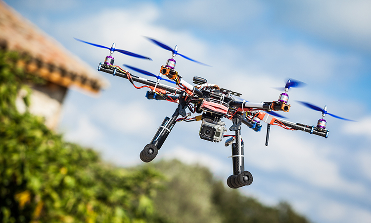 Multarán a dueños de drones no registrados en México
