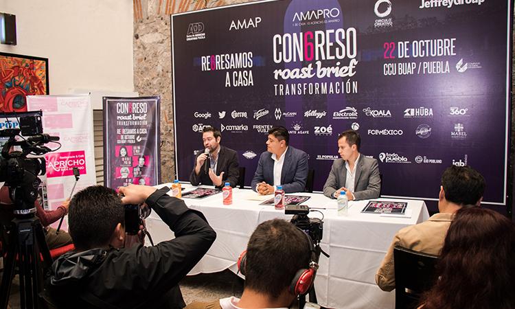 Preparan Congreso Roastbrief en la ciudad de Puebla