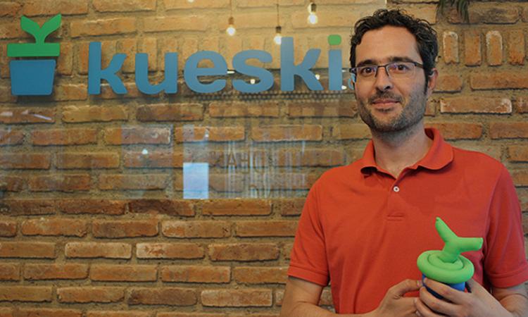 """Jaime Romero (Kueski): """"Ofrecemos un servicio de préstamos rápido, seguro, fácil y 100% en línea"""""""
