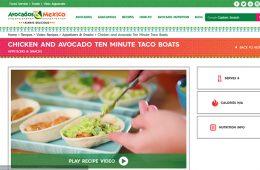 Avocados From Mexico y su estrategia de obtención de datos