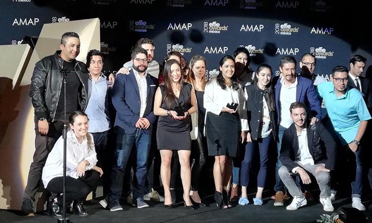 Heineken, Telefónica Movistar y Citibanamex, entre los ganadores de Effie Awards México 2018