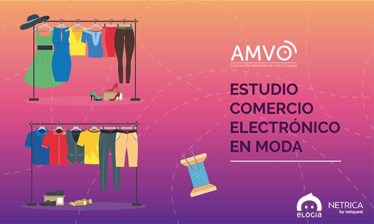 Los mexicanos realizan 9 compras en la categoría Moda vía Internet al año