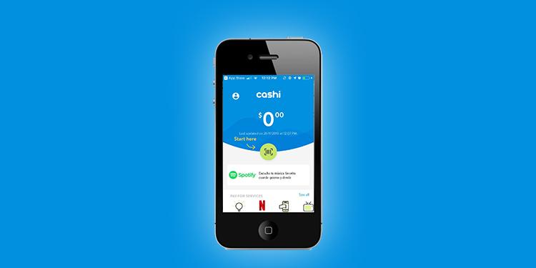 Walmart lanza Cashi, opción para que pagues con tu celular