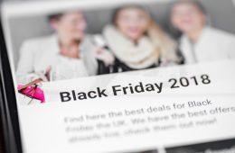 Suben ventas en smartphones en Black Friday 2018