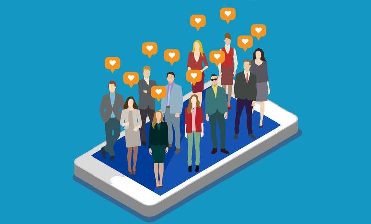 redes sociales 2019