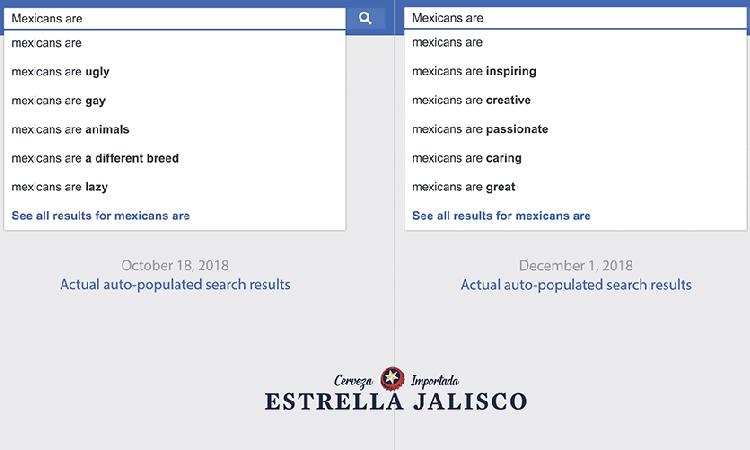 Marca de cerveza genera campaña para mejorar imagen de mexicanos manipulando el algoritmo de Facebook