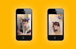 Fanta México lanza lente de Snapchat para usuarios y sus gatos
