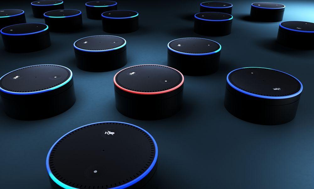 Amazon y Google dominan la oferta de dispositivos inteligentes en los hogares