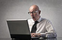 1 de cada 5 hombres ve porno en el trabajo ¡Cuidado con el Malware!
