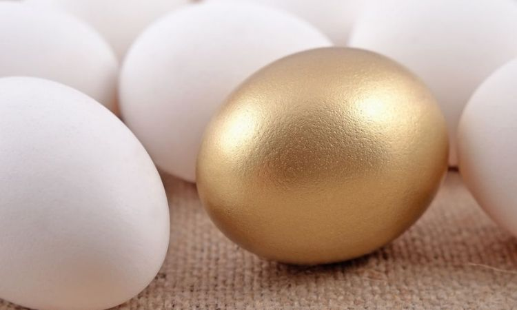 Un huevo de (casi) 40 millones de likes: así es la nueva foto más popular de Instagram