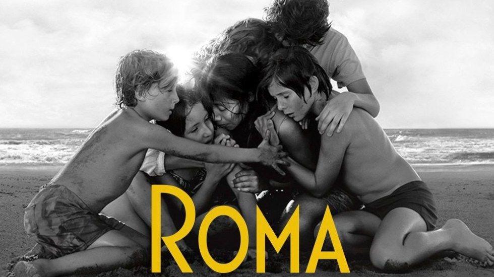 Roma hace historia en las nominaciones a los premios Oscar…y podría darle más de una estatuilla dorada a Netflix