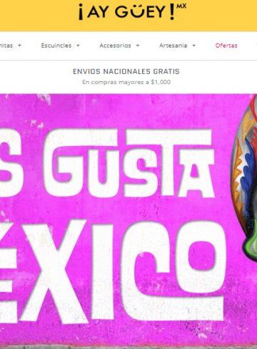 Ay Güey : opiniones, análisis y valoración
