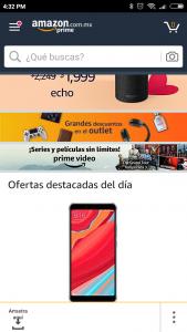 Amazon ultimas compras