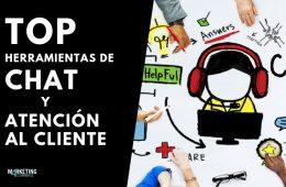 Top +10 herramientas de chat y atención al cliente para eCommerce
