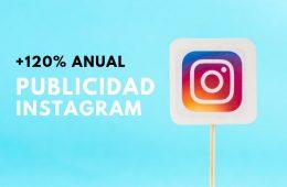 La inversión en publicidad en Instagram se dispara un 120% en tan solo un año