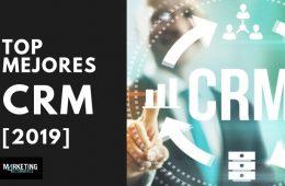+15 herramientas de CRM: cómo mejorar la gestión de tus clientes [2019]