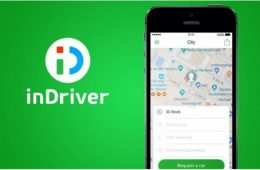 La app rusa de transporte inDriver llega a México para competir contra Uber