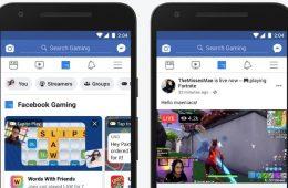Zuckerberg se resiste a perder la batalla gamer contra Google y Amazon y crea la pestaña Facebook Gaming