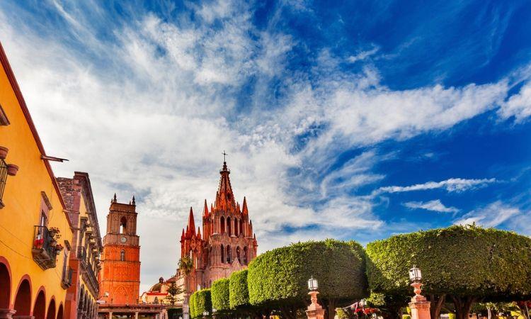 San Miguel Allende: el destino preferido para los viajeros de fin de semana
