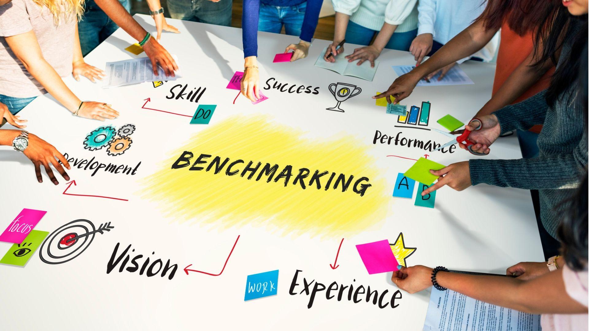 Qué es el benchmarking y por qué deberías aplicarlo en tu estrategia de marketing digital
